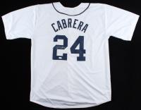 Miguel Cabrera Signed Jersey (JSA COA) (See Description) at PristineAuction.com