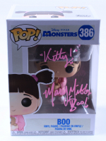 """Mary Gibbs Signed """"Monsters"""" Boo #386 Funko Pop! Vinyl Figure Inscribed """"Kitty!"""" & """"Boo!"""" (JSA COA) at PristineAuction.com"""