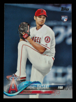 Shohei Ohtani 2018 Topps Series 2 #700 RC at PristineAuction.com