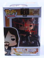 "Norman Reedus Signed ""The Walking Dead"" #391 Daryl Dixon Funko Pop! Vinyl Figure Inscribed ""Daryl"" (Beckett COA) at PristineAuction.com"