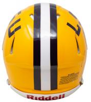 "Joe Burrow Signed LSU Tigers Full-Size Authentic On-Field Speed Helmet Inscribed ""19 Heisman"" (Fanatics Hologram) at PristineAuction.com"