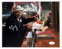 "Burt Young Signed ""Rocky"" 8x10 Photo (JSA COA) at PristineAuction.com"