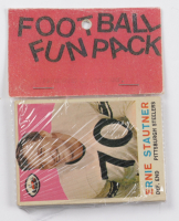 1969-70 Topps Football Card Fun Pack with (10) Cards at PristineAuction.com