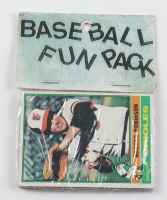 1975-76 Topps Baseball Card Fun Pack with (10) Cards at PristineAuction.com