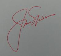 Jack Nicklaus Signed 1993 U.S. Senior Open Players Guide (JSA COA) at PristineAuction.com