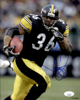 Jerome Bettis Signed Steelers 8x10 Photo (JSA COA) at PristineAuction.com