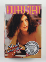 """Howard Stern Signed """"Miss America"""" Hardcover Book (Beckett LOA) at PristineAuction.com"""