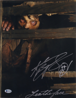 """Andrew Bryniarski Signed """"Texas Chainsaw Massacre"""" 11x14 Photo Inscribed """"Leatherface"""" (Beckett COA) at PristineAuction.com"""