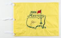 Jack Nicklaus Signed 2006 Masters Golf Pin Flag (JSA LOA) at PristineAuction.com