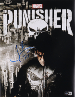 "Jon Bernthal Signed ""The Punisher"" 11x14 Photo (Beckett Hologram) at PristineAuction.com"