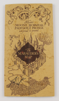 "Daniel Radcliffe Signed ""Harry Potter"" Marauder's Map (Beckett COA) at PristineAuction.com"