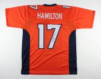 DaeSean Hamilton Signed Jersey (JSA COA) at PristineAuction.com