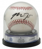 Mike Trout Signed OML Baseball (BGS Encapsulated) at PristineAuction.com