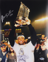 Bernie Williams Signed Yankees 11x14 Photo (Beckett COA) at PristineAuction.com
