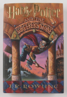 """Daniel Radcliffe Signed """"Harry Potter & the Sorcerer's Stone"""" Hardcover Book (Beckett COA) at PristineAuction.com"""