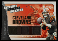 Baker Mayfield 2019 Absolute Tools of the Trade Triple Materials #1 #42/75 at PristineAuction.com