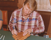 Mickey Mantle Signed 8x10 Photo (Beckett LOA) at PristineAuction.com