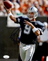 Tony Romo Signed Cowboys 8x10 Photo (JSA COA) at PristineAuction.com