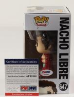 "Jack Black Signed ""Nacho Libre"" #647 Funko Pop! Vinyl Figure (PSA COA) at PristineAuction.com"