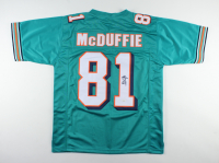 O. J. McDuffie Signed Jersey (JSA COA) at PristineAuction.com