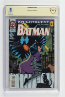 "Doug Moench Signed 1994 ""Batman"" Issue #503 DC Comic Book (CBCS Encapsulated) at PristineAuction.com"