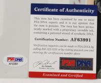 "Milla Jovovich Signed ""Resident Evil"" 11x14 Photo (PSA COA) at PristineAuction.com"