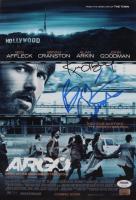 "Ben Affleck, Bryan Cranston & Kerry Bishe Signed ""Argo"" 11x14 Photo (PSA LOA) at PristineAuction.com"