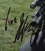"""Michelle Rodriguez Signed """"Resident Evil: Retribution"""" 11x14 Photo Inscribed """"Love"""" (Beckett COA) at PristineAuction.com"""