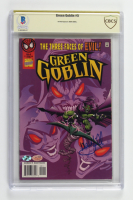 """Mark Hamill Signed 1995 """"Green Goblin"""" Issue #5 Marvel Comic Book (CBCS Encapsulated) at PristineAuction.com"""