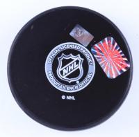Andrew Shaw Signed Blackhawks Logo Hockey Puck (YSMS Hologram) at PristineAuction.com