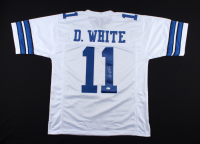 Danny White Signed Jersey (JSA COA) at PristineAuction.com
