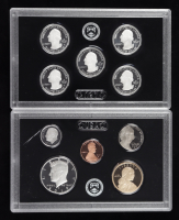 2019-S United States Silver Proof Set with (10) Coins & Original Packaging (See Description) at PristineAuction.com