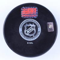 Thomas Vanek Signed Canadiens Logo Hockey Puck (YSMS Hologram) at PristineAuction.com