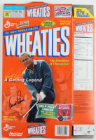 Arnold Palmer Signed Wheaties Cereal Box (Beckett LOA) at PristineAuction.com
