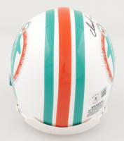 Dan Marino Signed Dolphins Throwback Mini-Helmet (Beckett Hologram) at PristineAuction.com