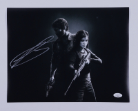 """Troy Baker Signed """"The Last of Us"""" 11x14 Photo (JSA COA) at PristineAuction.com"""