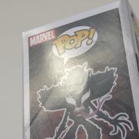 "Olaniyan Thurman Signed Marvel ""Venom"" #511 Venomized Groot Funko Pop! Vinyl Figure Inscribed ""Teen Groot, I Am Groot"" (JSA COA) (See Description) at PristineAuction.com"