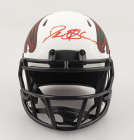 Deion Sanders Signed Falcons Lunar Eclipse Alternate Speed Mini-Helmet (Beckett Hologram) at PristineAuction.com