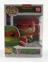 "Kevin Eastman Signed Pop! Retro Toys ""Teenage Mutant Ninja Turtles"" #19 Raphael Funko Pop! Vinyl Figure with Hand-Drawn Sketch (JSA COA) at PristineAuction.com"