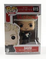 "Kiefer Sutherland Signed Pop! Movies ""The Lost Boys"" #615 David Funko Pop! Vinyl Figure (JSA COA) at PristineAuction.com"