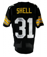 """Donnie Shell Signed Jersey Inscribed """"HOF 2020"""" (JSA COA) at PristineAuction.com"""