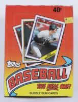 1988 Topps Baseball Wax Box at PristineAuction.com