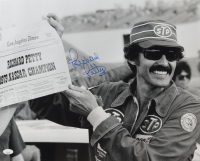 Richard Petty Signed NASCAR 16x20 Photo (JSA Hologram) at PristineAuction.com