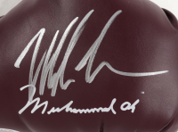 Mike Tyson Signed Pair of Everlast Muhammad Ali Edition Boxing Gloves (PSA COA) at PristineAuction.com