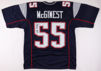Willie McGinest Signed Jersey (Beckett COA) at PristineAuction.com