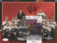 Dale Earnhardt Sr. Signed 8x10 Photo (JSA COA) at PristineAuction.com
