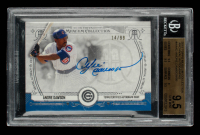 Andre Dawson Signed 2015 Topps Museum Collection Archival Autographs #AAAD #14/99 (BGS 9.5) at PristineAuction.com