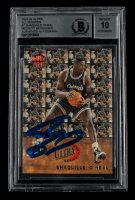 Shaquille O'Neal Signed 1992-93 Ultra All-Rookies #7 (BGS Encapsulated) at PristineAuction.com