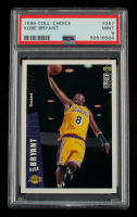 Kobe Bryant 1996-97 Collector's Choice #267 RC (PSA 9) at PristineAuction.com