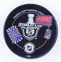 Alex Killorn Signed 2020 Stanley Cup Champions Logo Hockey Puck (Killorn COA & YSMS Hologram) at PristineAuction.com